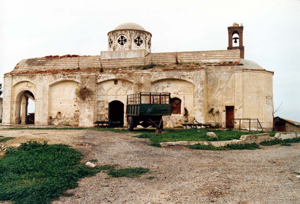 Pre 1974 Cyprus churches and