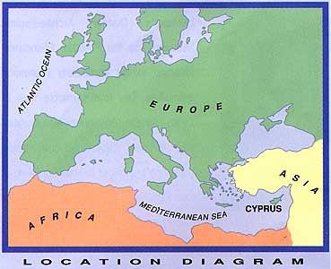 Cyprus Is The Third Biggest Island In Mediterranean Sea It Is Considered To Be The South East Boundary Of Europe