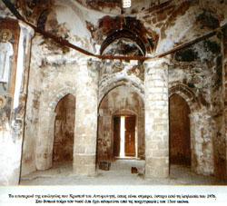 Турски военни участвали в трафика на кипърски музейни ценности.